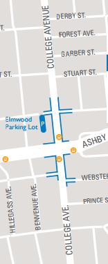 Just parking elmwood